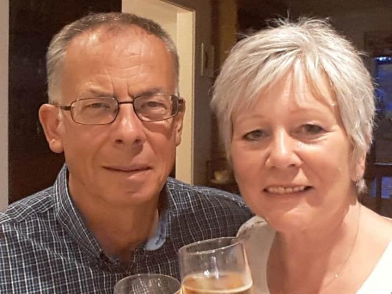 Stephen & Karen from Haverfordwest, United Kingdom
