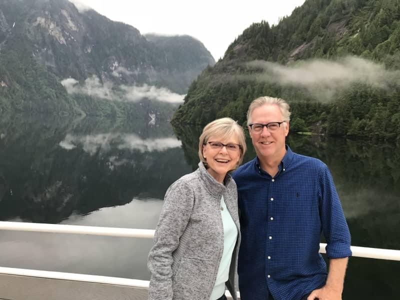 Sandra & Brendan from Tampa, Florida, United States