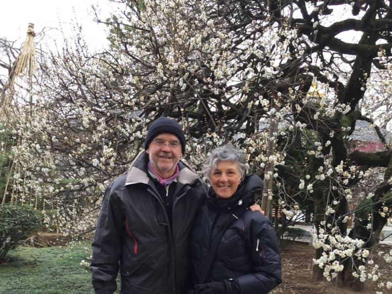 Robyn & Chris from Launceston, Tasmania, Australia