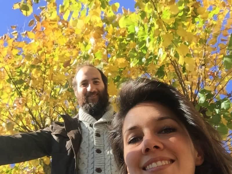Pilar & Nicola from Treviso, Italy