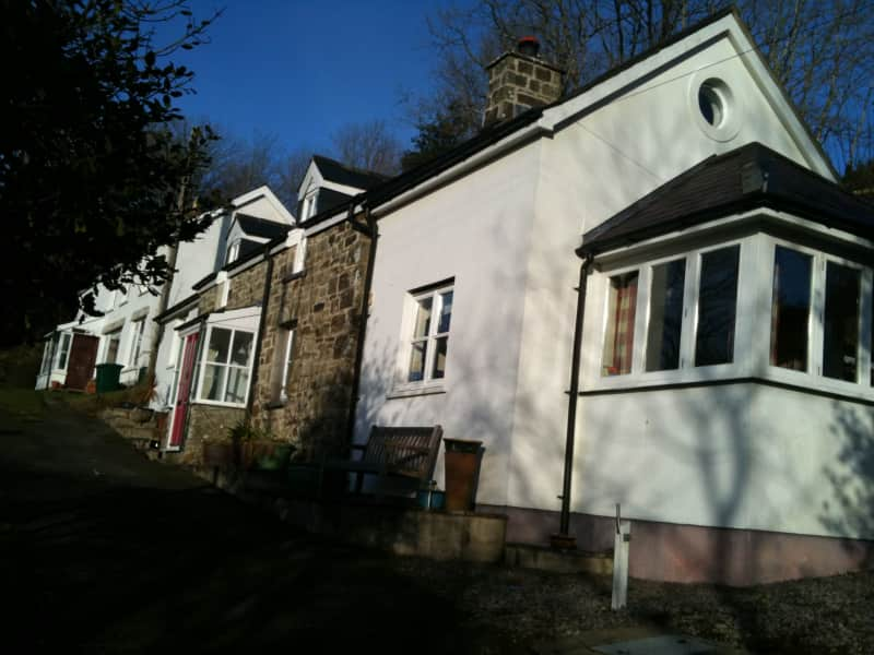 Housesitting assignment in Llangranog, United Kingdom