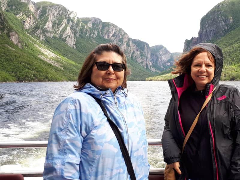Anita & Cate from Winnipeg, Manitoba, Canada