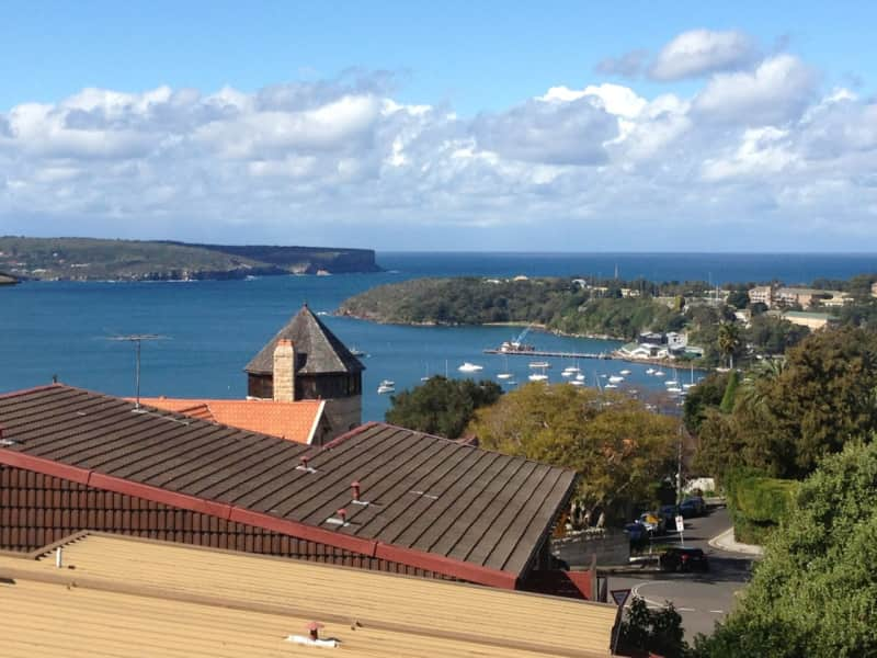 Housesitting assignment in Neutral Bay, New South Wales, Australia