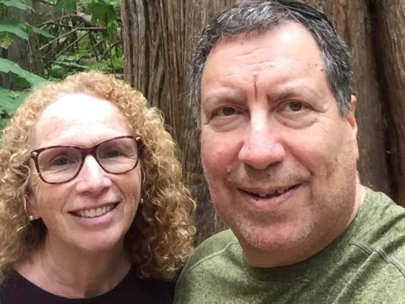 Maggie & Richard from Sidney, British Columbia, Canada