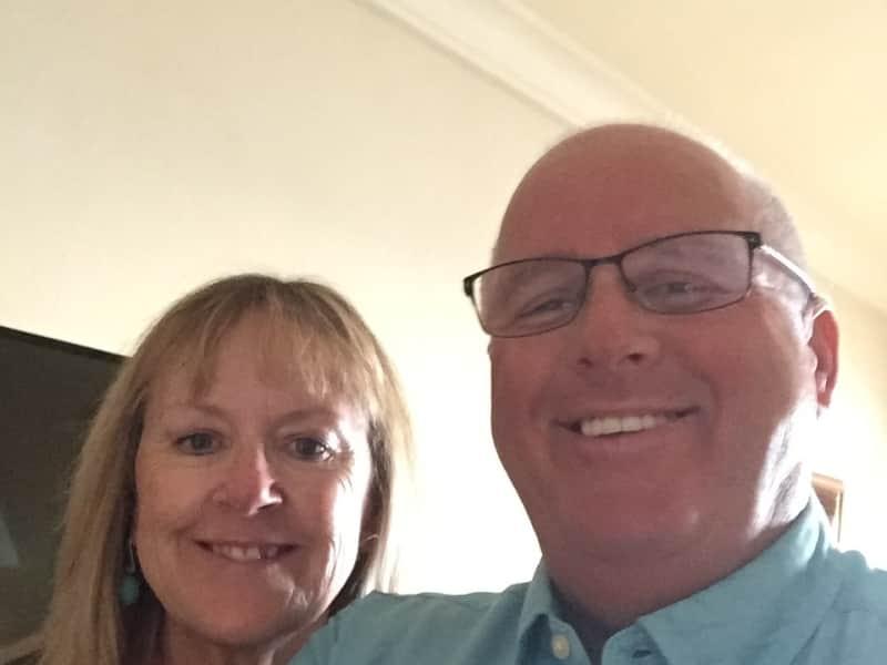 Paul & Brenda from Amherstburg, Ontario, Canada