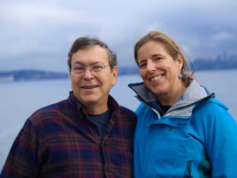 Jeanne & Jeff from Gig Harbor, Washington, United States