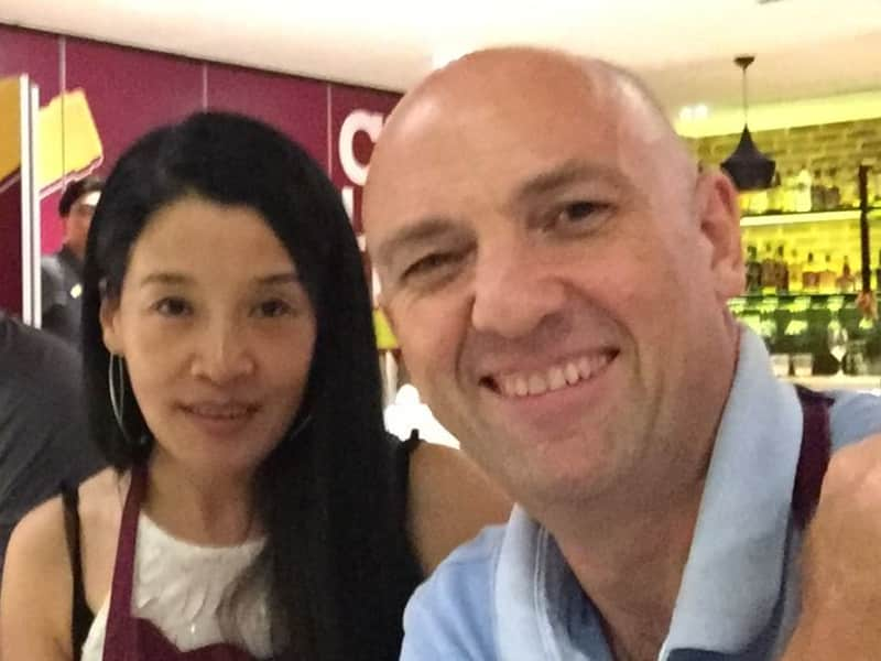 John & Mei from Chatswood, New South Wales, Australia