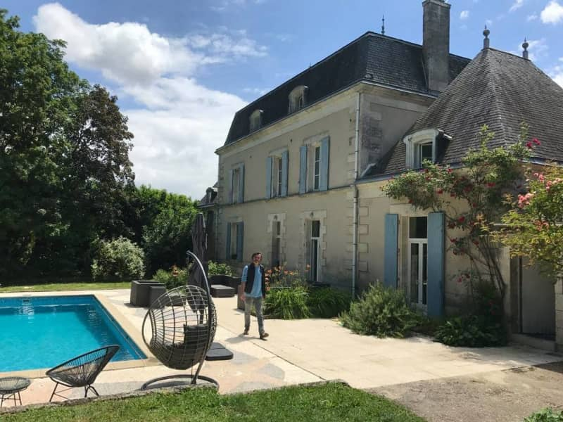 Housesitting assignment in Angoulême, France