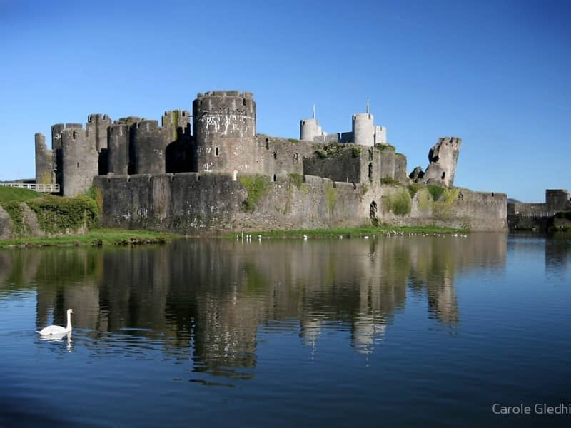 Housesitting assignment in Caerphilly, United Kingdom