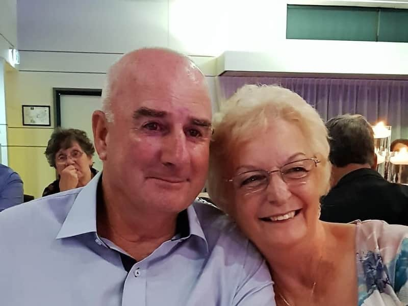 Stuart & Sue from Altea, Spain