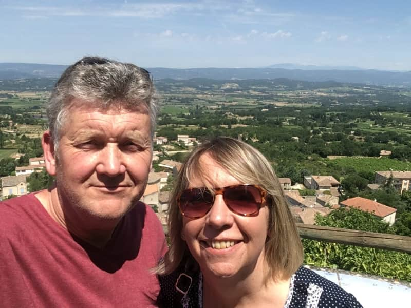 Nick & Sue from Rye, United Kingdom