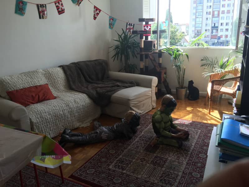 Housesitting assignment in Paris, France