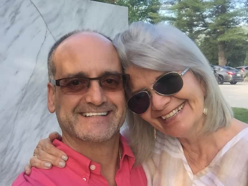 Crystal & Benjamin from Litchfield, Connecticut, United States