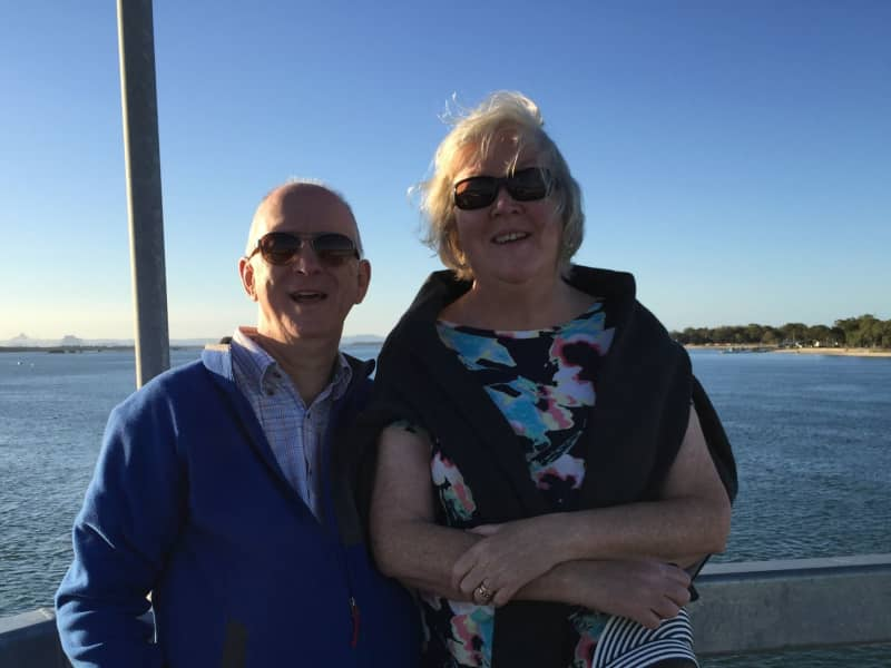 Stuart & Vicky from Blaxland, New South Wales, Australia