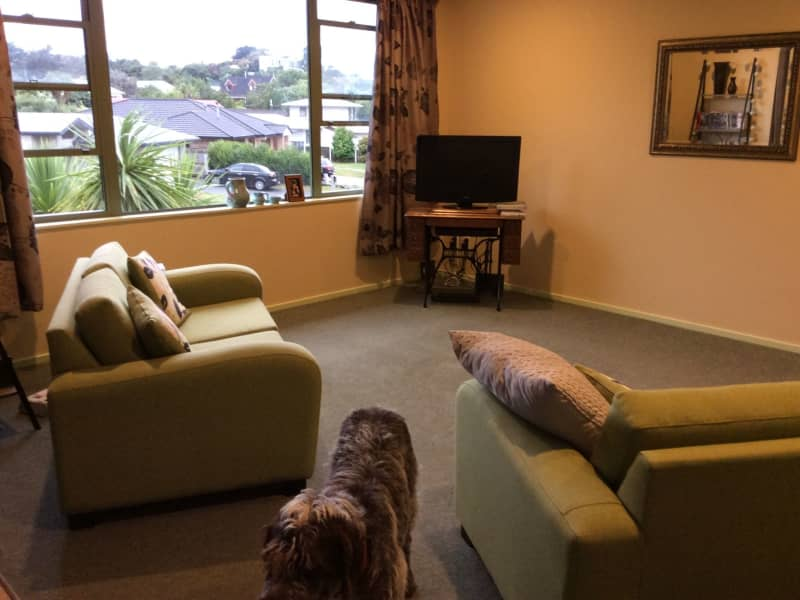 Housesitting assignment in Raumati South, New Zealand