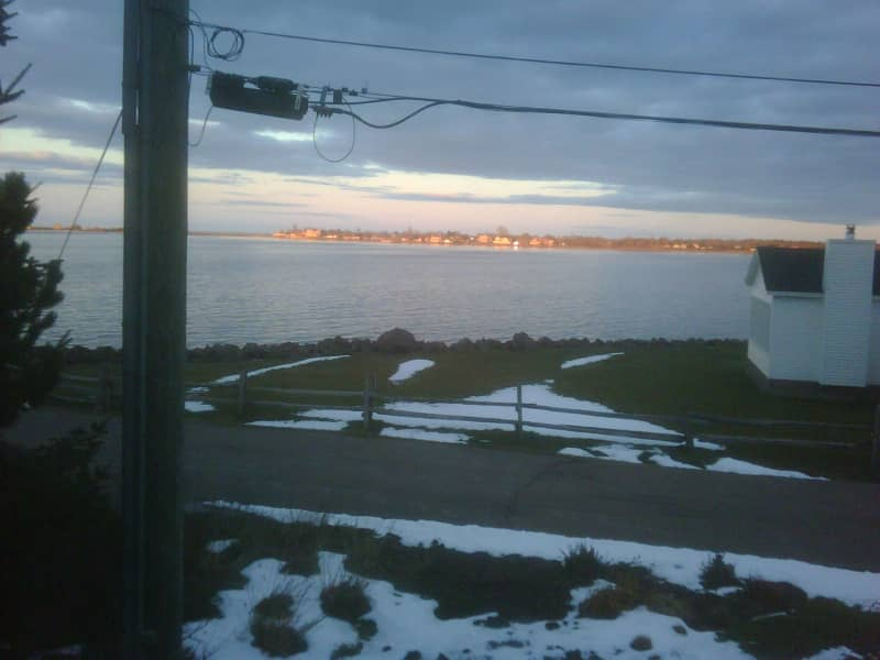 Housesitting assignment in Shediac, New Brunswick, Canada