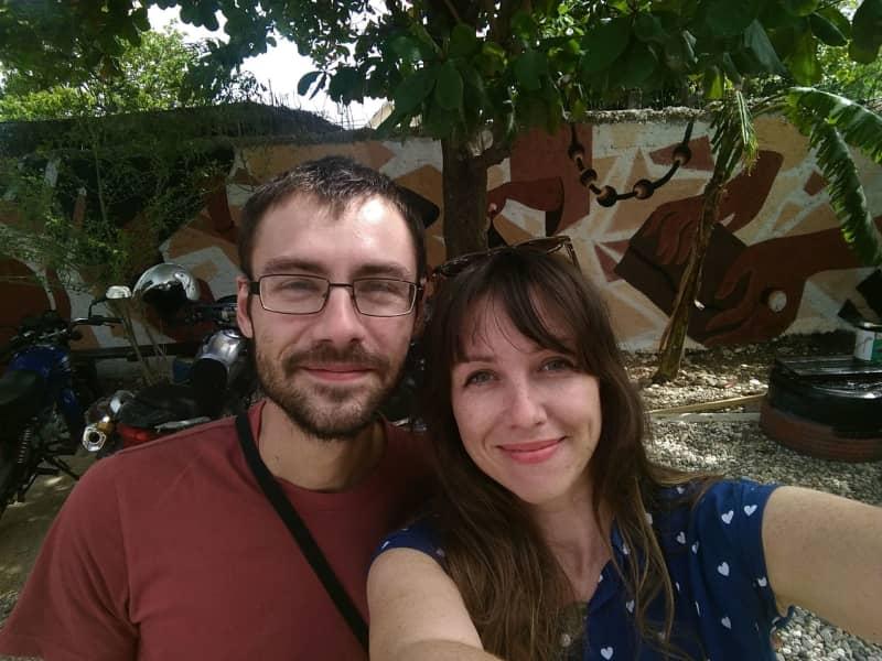 Julii & Ralf from Peterborough, Ontario, Canada