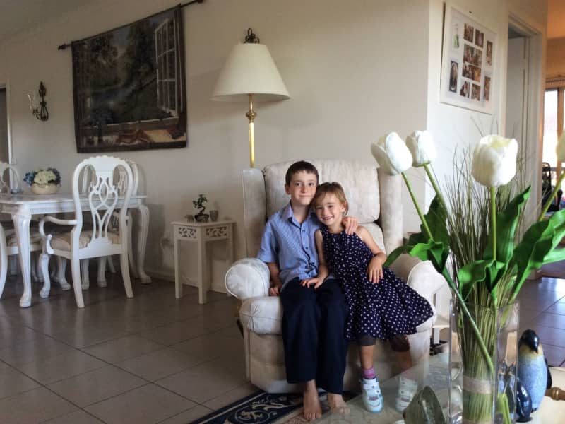 Housesitting assignment in Point Cook, Victoria, Australia