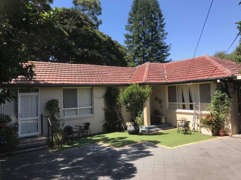 Housesitting assignment in Forestville, New South Wales, Australia