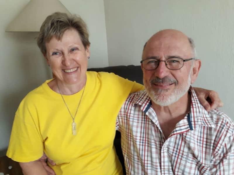 Jenny & Julian from Johannesburg, South Africa