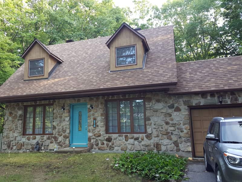 Housesitting assignment in Hudson, Quebec, Canada