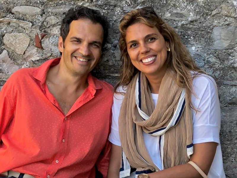 Raquel & Nikola from Juiz de Fora, Brazil