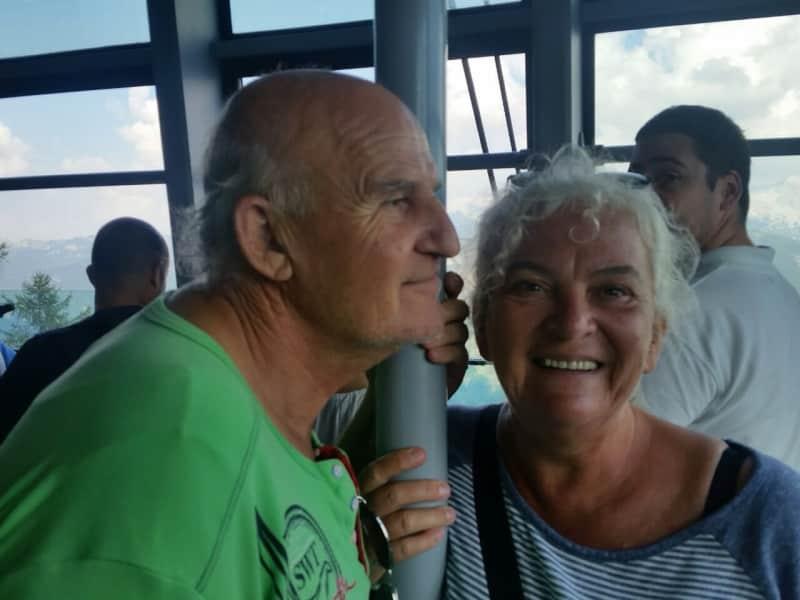 Branka & Tomislav from Brisbane, Queensland, Australia