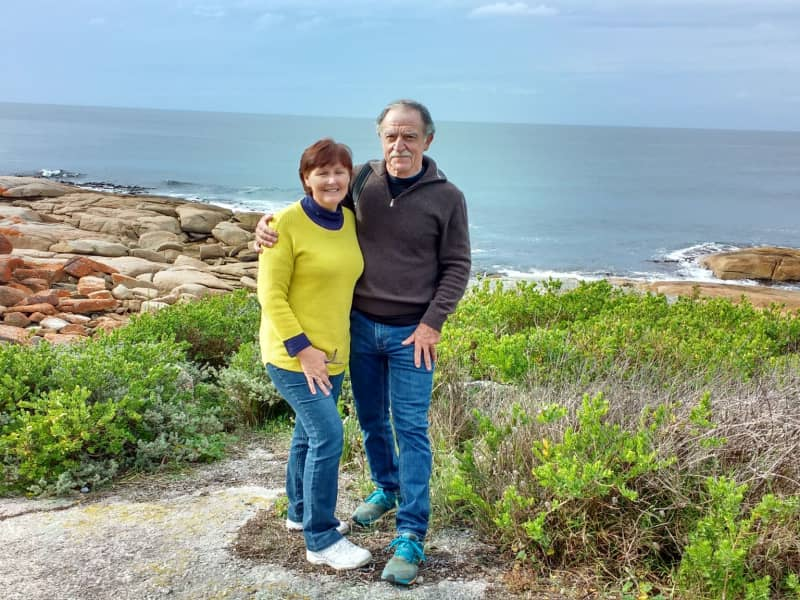 Anthony & Elizabeth from Coffs Harbour, New South Wales, Australia