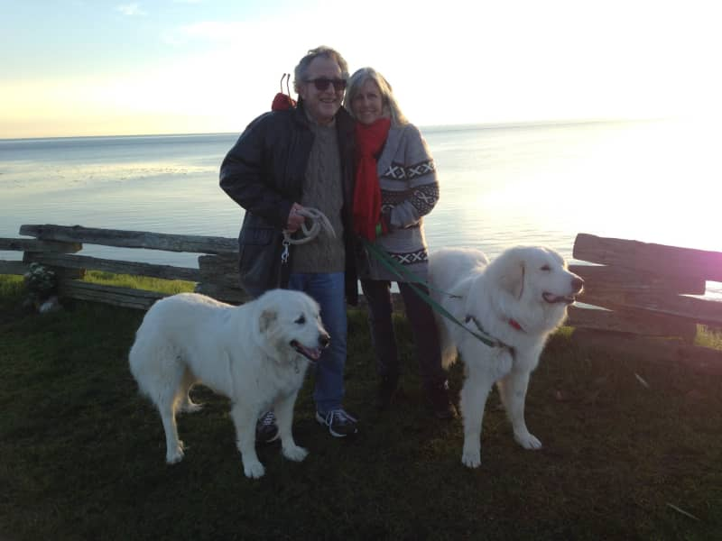 Paul & Valerie from Ladysmith, British Columbia, Canada