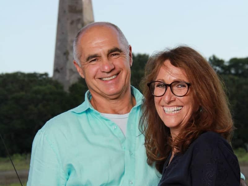 Andrea & John from Bald Head Island, North Carolina, United States