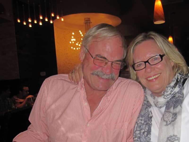 Barbara & Alan from Hawkesbury, Ontario, Canada