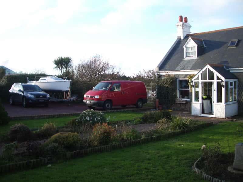 Housesitting assignment in Pleinmont, Guernsey