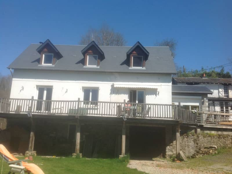 Housesitting assignment in Uzerche, France