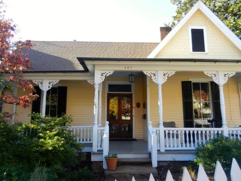 Housesitting assignment in Winston-Salem, North Carolina, United States