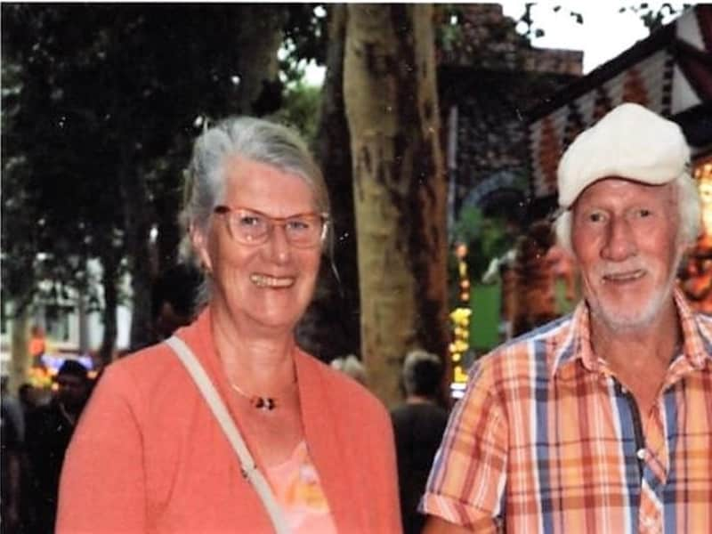 Pete & Mardo from Hoorn, Netherlands