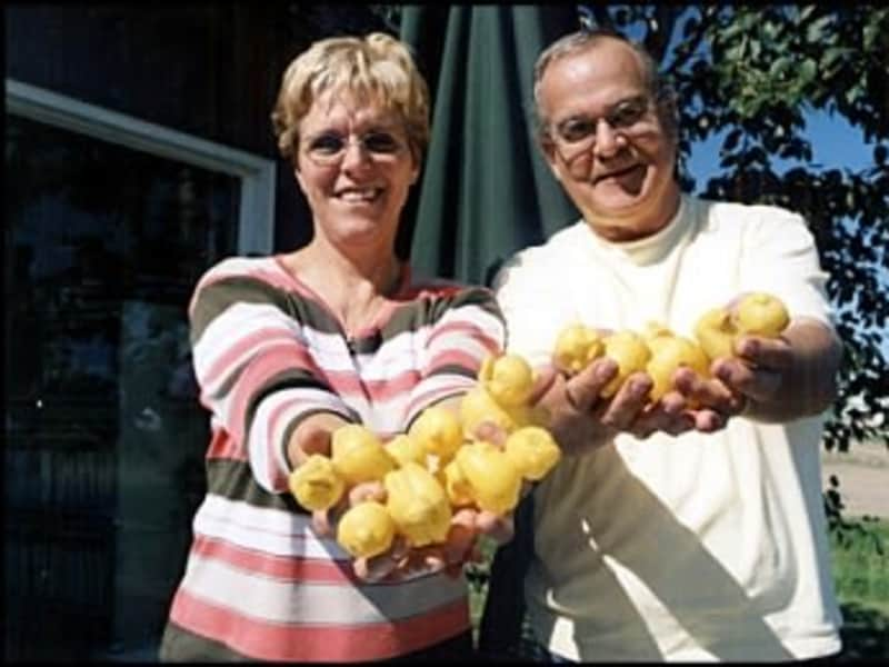 John & Norma from Manning, Alberta, Canada