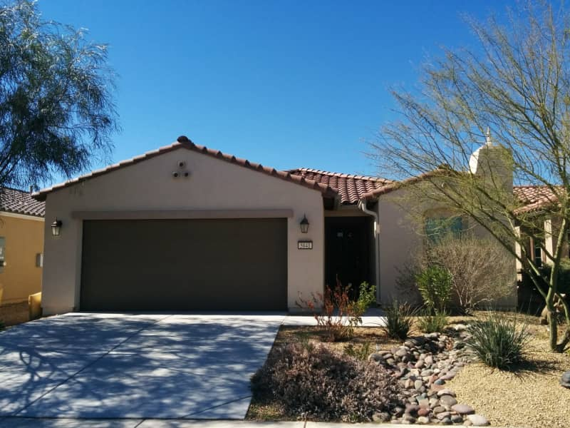 Housesitting assignment in North Las Vegas, Nevada, United States