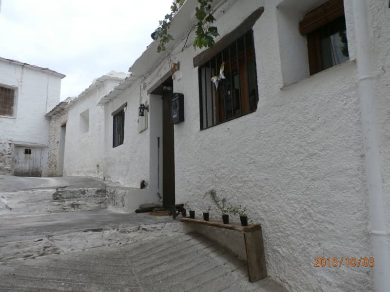 Housesitting assignment in Capileira, Spain