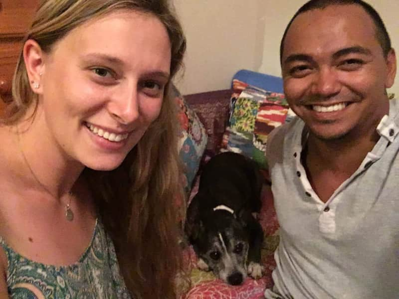 Bree & Hussein from Nowra, New South Wales, Australia
