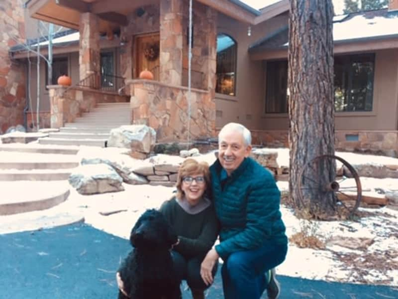Doreen & John from Denver, Colorado, United States