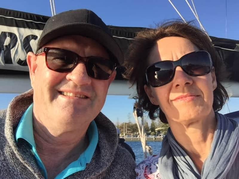 Anne & John from Sorrento, Western Australia, Australia