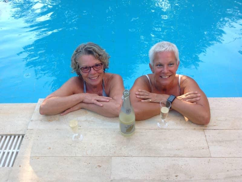 Annette from Kalkan, Turkey