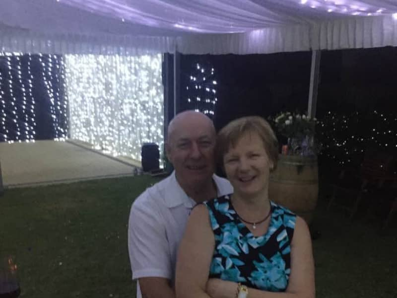 Robert and mary & Mary from Busselton, Western Australia, Australia