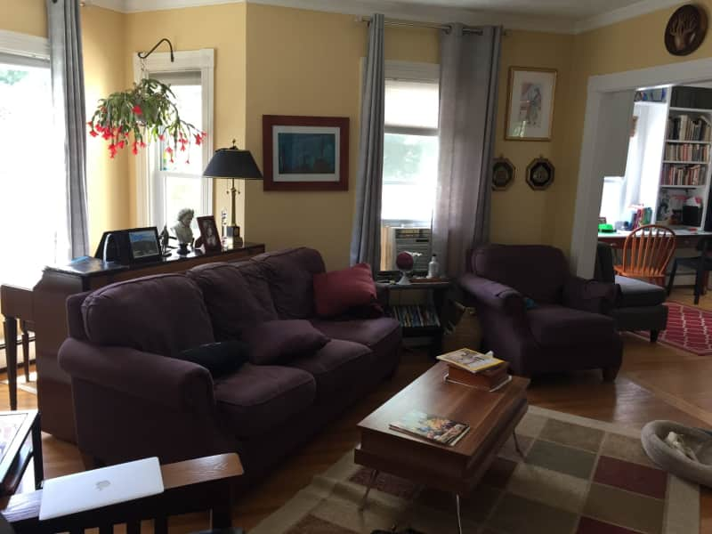 Housesitting assignment in Melrose, Massachusetts, United States