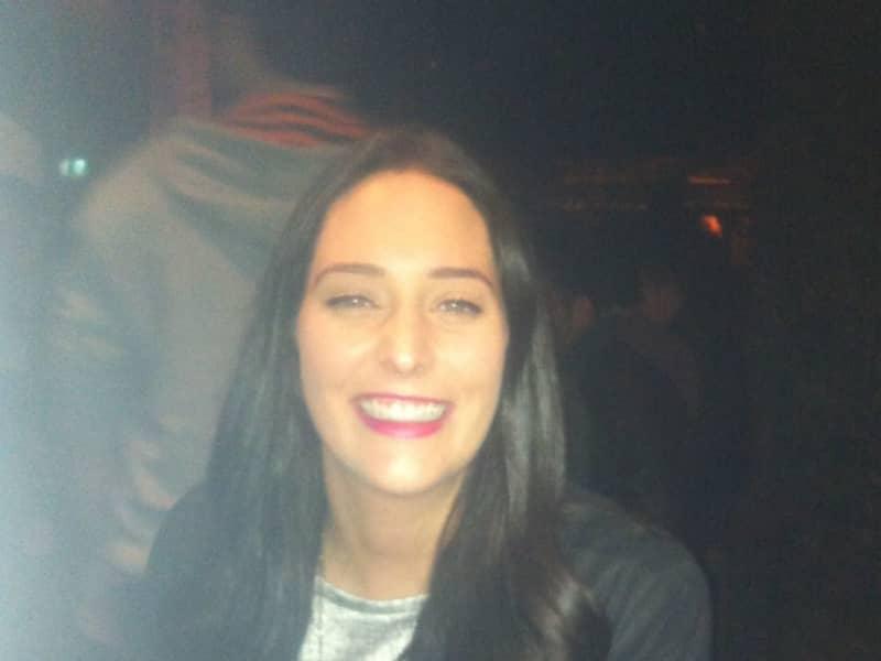 Gabriella from Hammersmith, United Kingdom