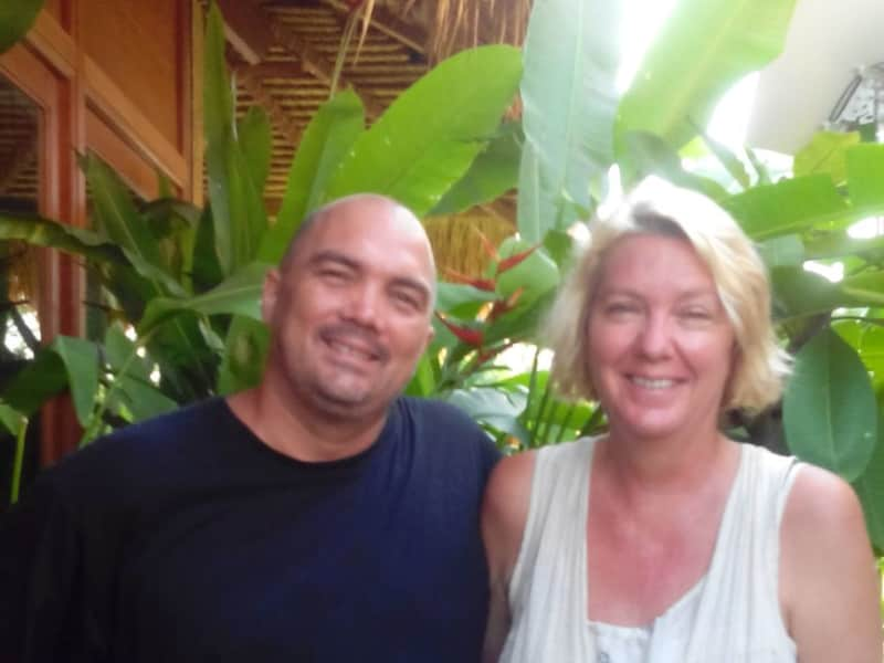 Michael & Elke from Cairns, Queensland, Australia