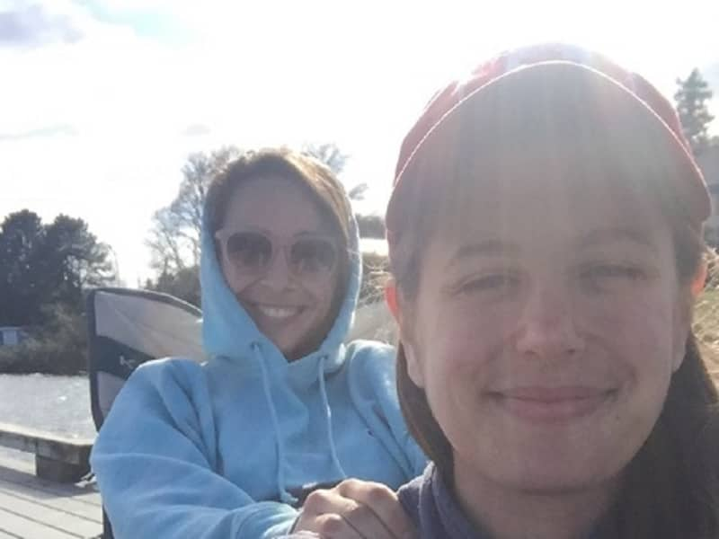 Hannah & Nat from Arcata, California, United States