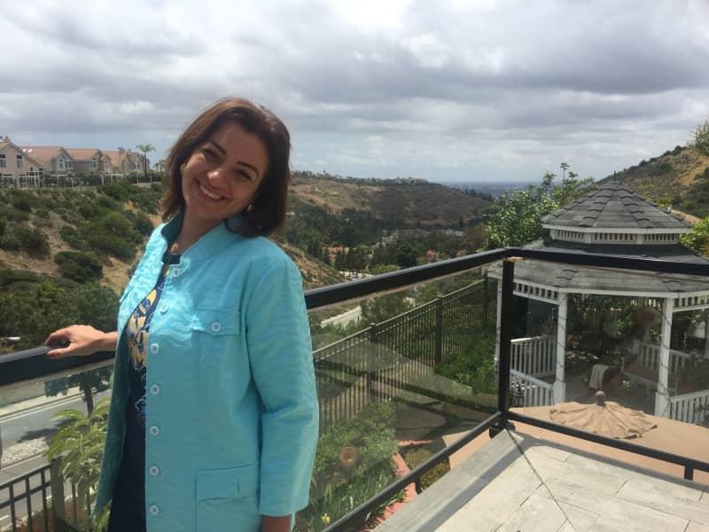 Dalia from Irvine, California, United States