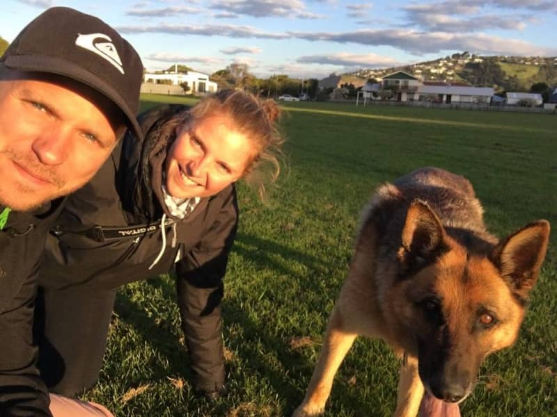 Antoine & Marie from Christchurch, New Zealand