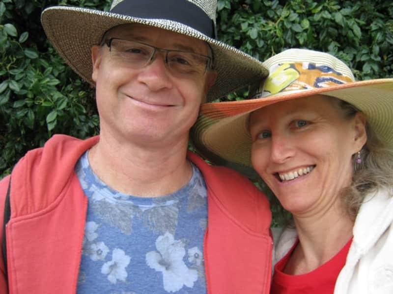 Hilary & Ian from Hobart CBD, Tasmania, Australia